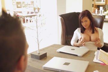 Keisha Grey - szexaffér a munkahelyen