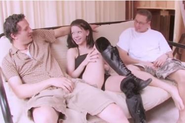 Gruppenszex ingyen HD pornó